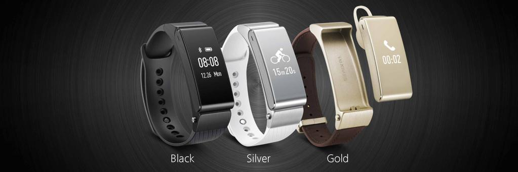 huawei-talkband-b2-headset [MWC 2015] Huawei zeigt neue Wearables TalkBand B2, TalkBand N1 & Huawei Watch Gadgets Google Android Smartphones