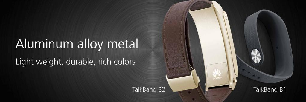 huawei-talkband-b2-vs-b1 [MWC 2015] Huawei zeigt neue Wearables TalkBand B2, TalkBand N1 & Huawei Watch Gadgets Google Android Smartphones