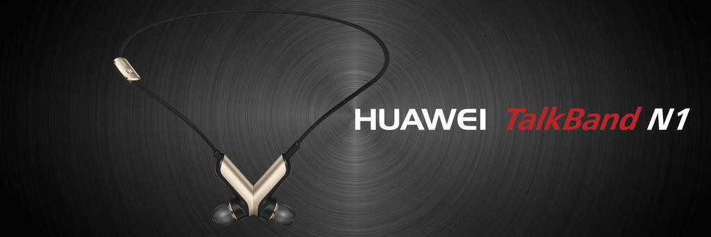 huawei-talkband-n1 [MWC 2015] Huawei zeigt neue Wearables TalkBand B2, TalkBand N1 & Huawei Watch Gadgets Google Android Smartphones