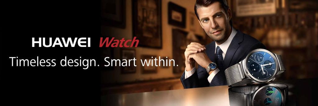 huawei-watch-lifestyle [MWC 2015] Huawei zeigt neue Wearables TalkBand B2, TalkBand N1 & Huawei Watch Gadgets Google Android Smartphones