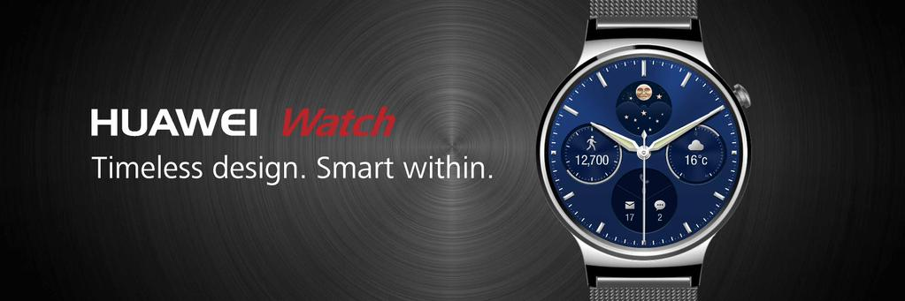 huawei-watch-sizzle [MWC 2015] Huawei zeigt neue Wearables TalkBand B2, TalkBand N1 & Huawei Watch Gadgets Google Android Smartphones