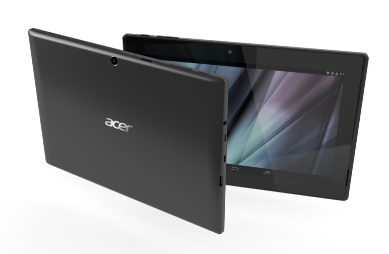 Iconia-Tab-10_A3-A30_black-04-772x504 Next@Acer - Android Tablets Iconia One 8 und Icona Tab 10 Acer Tablets
