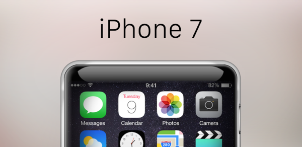 is the iphone 7 out neues quot iphone 7 quot konzept mit touch statt home button 17755