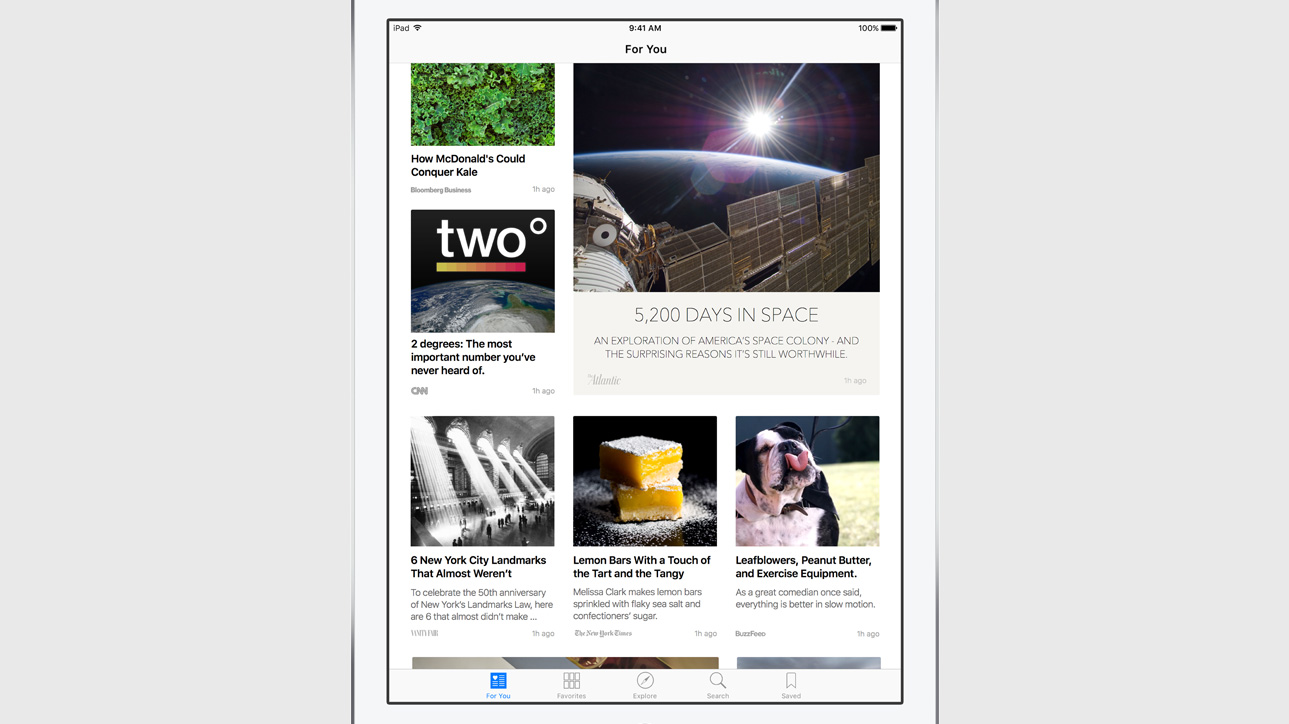 apple-ios-9-news2 [WWDC 2015] Apple stellt iOS 9 vor Apple iOS Apple iPad Software