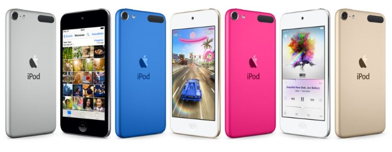 Apple iPod touch (6. Gen)