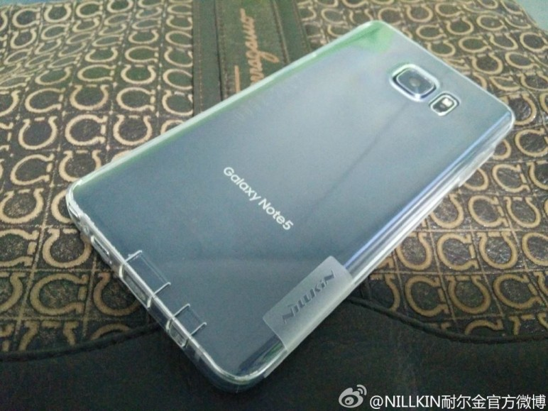 Leak: Samsung GALAXY Note 5 1