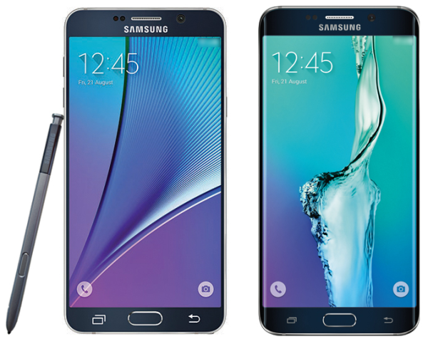 samsung-galaxy-note5-s6-edgeplus Leak: Samsung GALAXY Note 5 und GALAXY S6 edge+ Technology