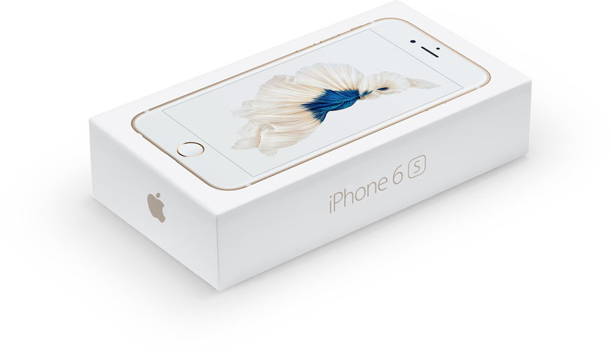 apple-iphone-6s-box Apple: iPhone 6s und iPhone 6s Plus ab 12.09. vorbestellbar, ab 25.09. im Handel Apple iOS Gadgets Smartphones