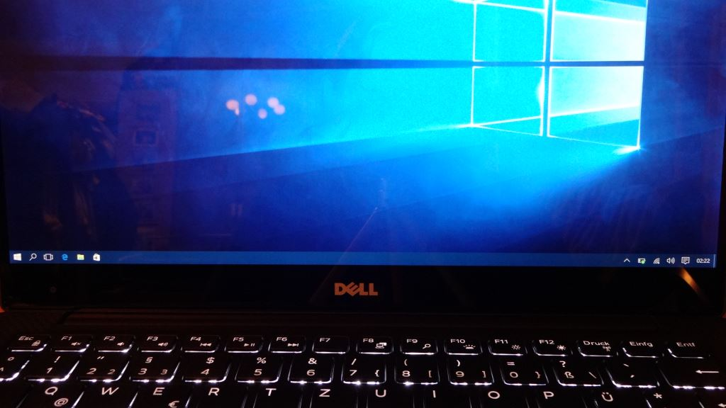 Dell XPS 13 - Screen