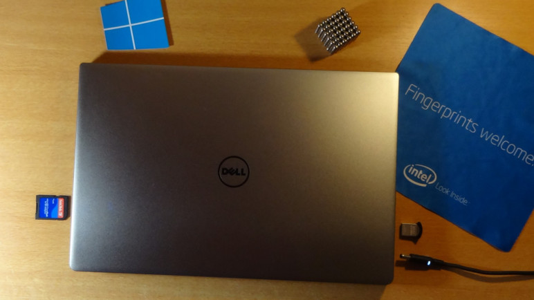 Das beste Windows-Notebook 2015 im Test: Das Dell XPS 13 mit UltraSharp InfinityDisplay 4