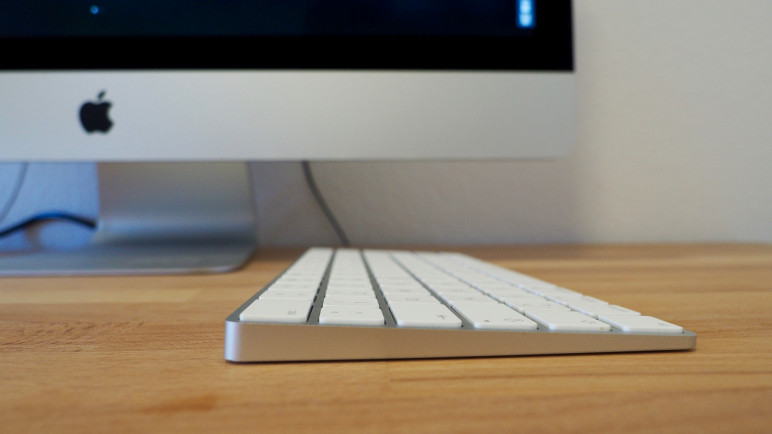 PB103631-772x434 Test: Apple Magic Keyboard, Magic Trackpad 2 und Magic Mouse 2 Technologie Testberichte