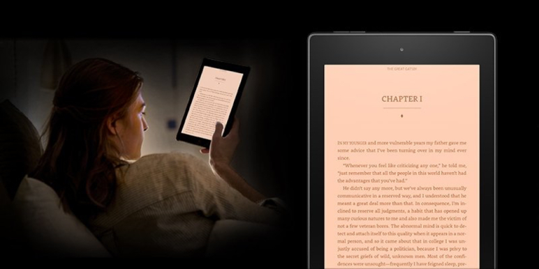 Kindle Fire 8 Reader's Edition Tablet von Amazon vorgestellt