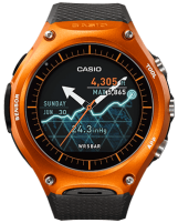 c2 CES 2016: Casio Smart Outdoor Watch WSD-F10 mit Android Wear Gadgets Technologie