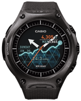 c5 CES 2016: Casio Smart Outdoor Watch WSD-F10 mit Android Wear Gadgets Technologie