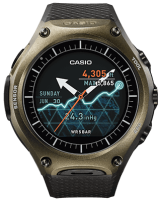 c6 CES 2016: Casio Smart Outdoor Watch WSD-F10 mit Android Wear Gadgets Technologie