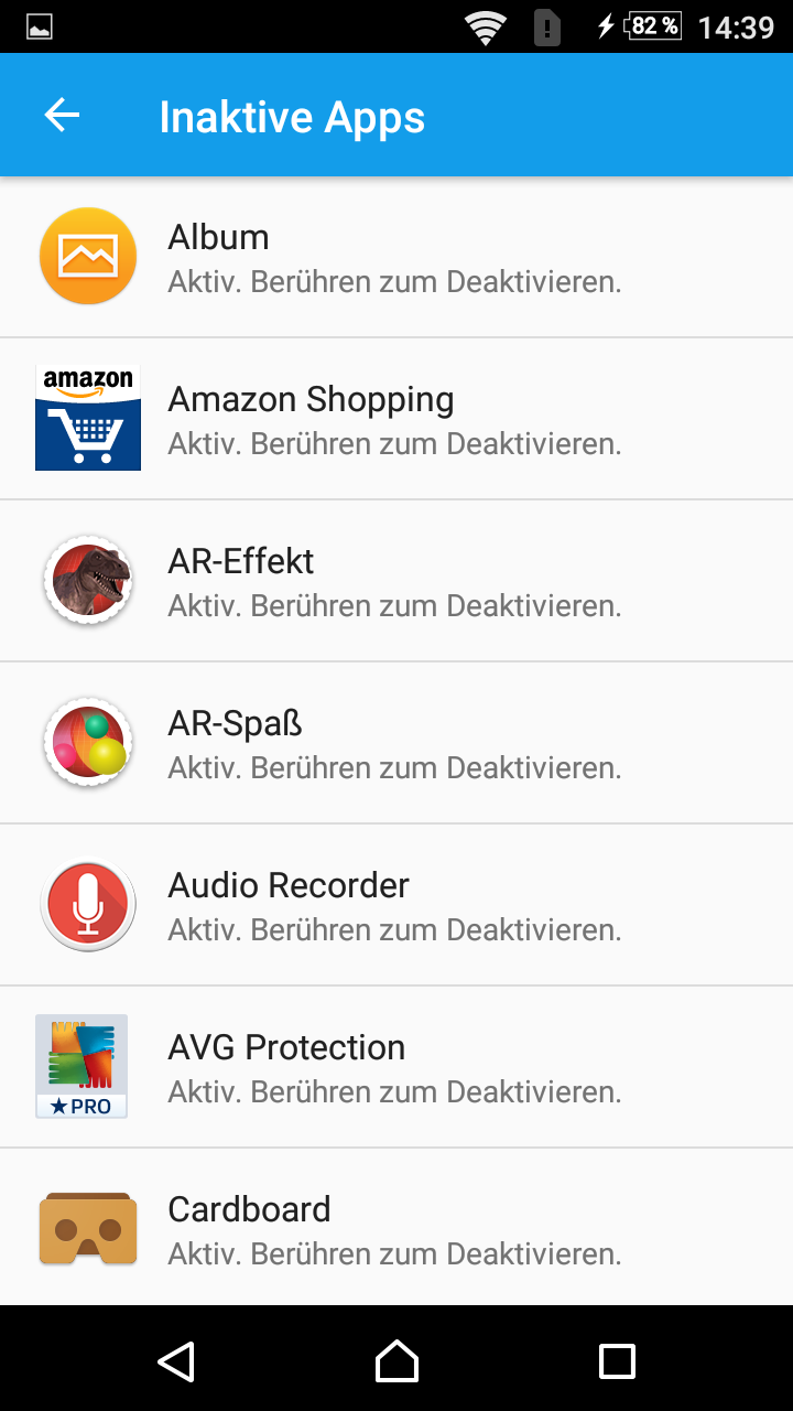 Screenshot_20160609-143908 [How-To] Sony Xperia Z3 compact erhält Update auf Marshmallow Ericsson Gefeatured Google Android Howto Smartphones