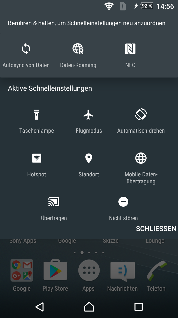 Screenshot_20160609-145627 [How-To] Sony Xperia Z3 compact erhält Update auf Marshmallow Ericsson Gefeatured Google Android Howto Smartphones