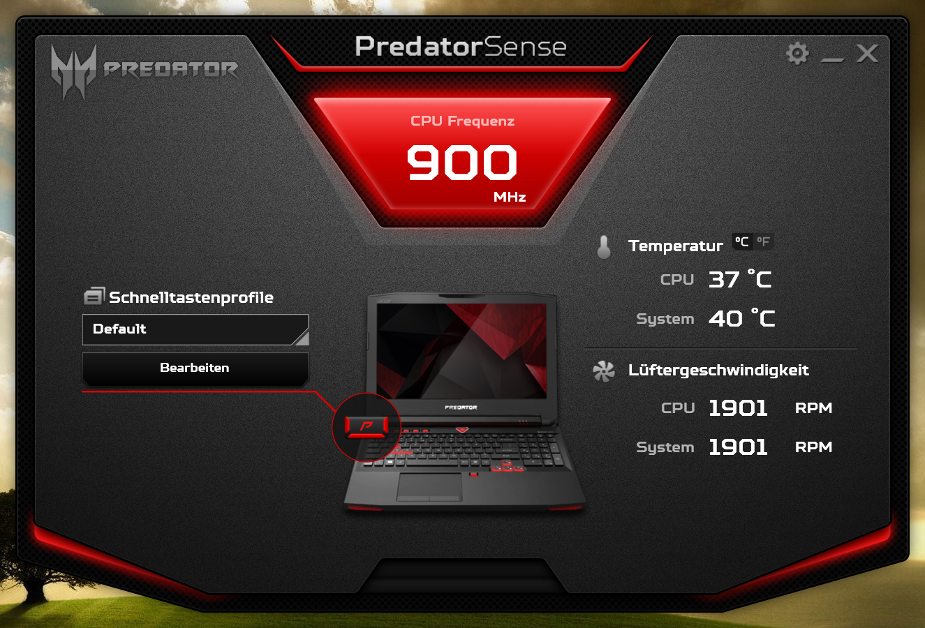 predator_6 Mit dem Raubtier von Acer zum Sieg - Gaming-Notebook Predator 15 im Test Acer Computer Featured Games Hardware Microsoft Reviews Testberichte Windows