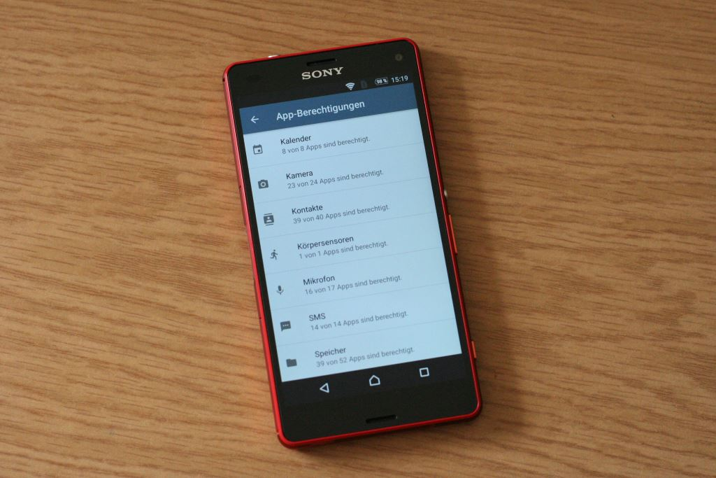 sony-xperia-z3-compact-datenschutz [How-To] Sony Xperia Z3 compact erhält Update auf Marshmallow Ericsson Gefeatured Google Android Howto Smartphones