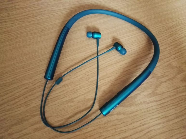 Stereo-Funk-Headset im Test: Sony h.ear in Wireless - In-Ears im Nackenbügeldesign 1
