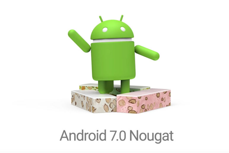 Android-7.0-Nougat-logo-772x516 Android 7.0 Nougat - Updates für Montag geplant? Google Android Smartphones Software