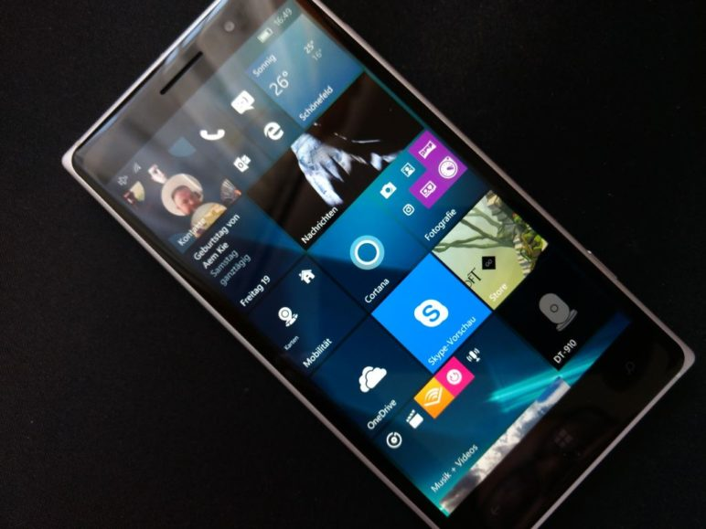 Windows 10 Anniversary Update für Windows Phones: Das ist neu 8
