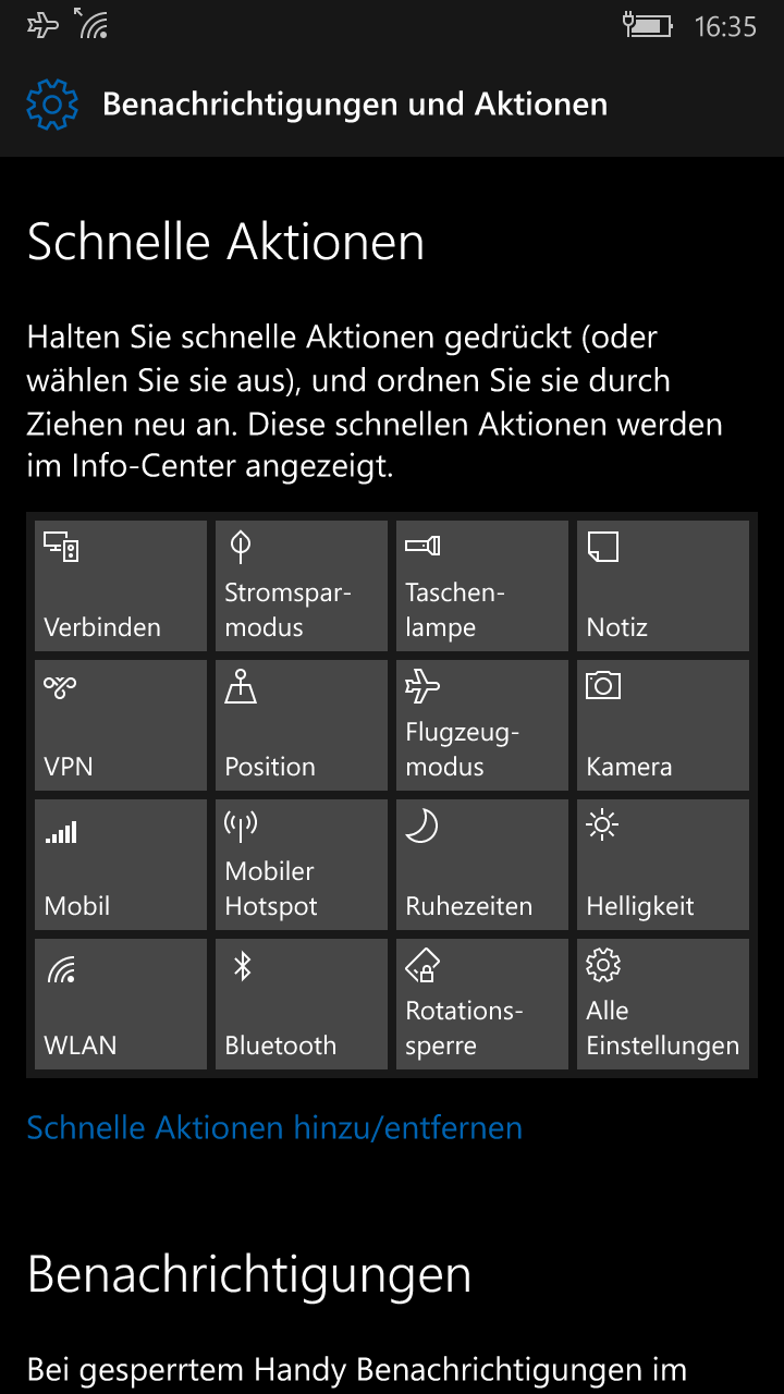 Windows 10 Anniversary Update für Windows Phones: Das ist neu 16