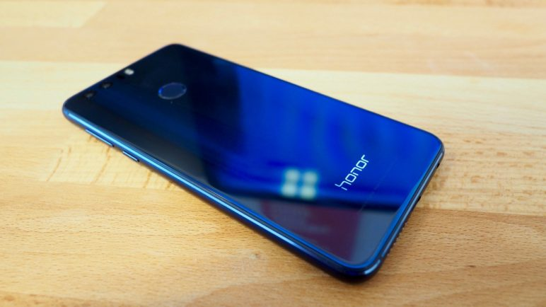 Honor-8-4-772x434 Honor 8 im Test: Preiswertes Allroundtalent mit Premium-Features Google Android Smartphones Software Technology Testberichte