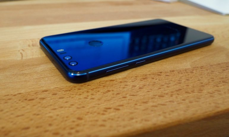 Honor-8-6-772x464 Honor 8 im Test: Preiswertes Allroundtalent mit Premium-Features Google Android Smartphones Software Technology Testberichte
