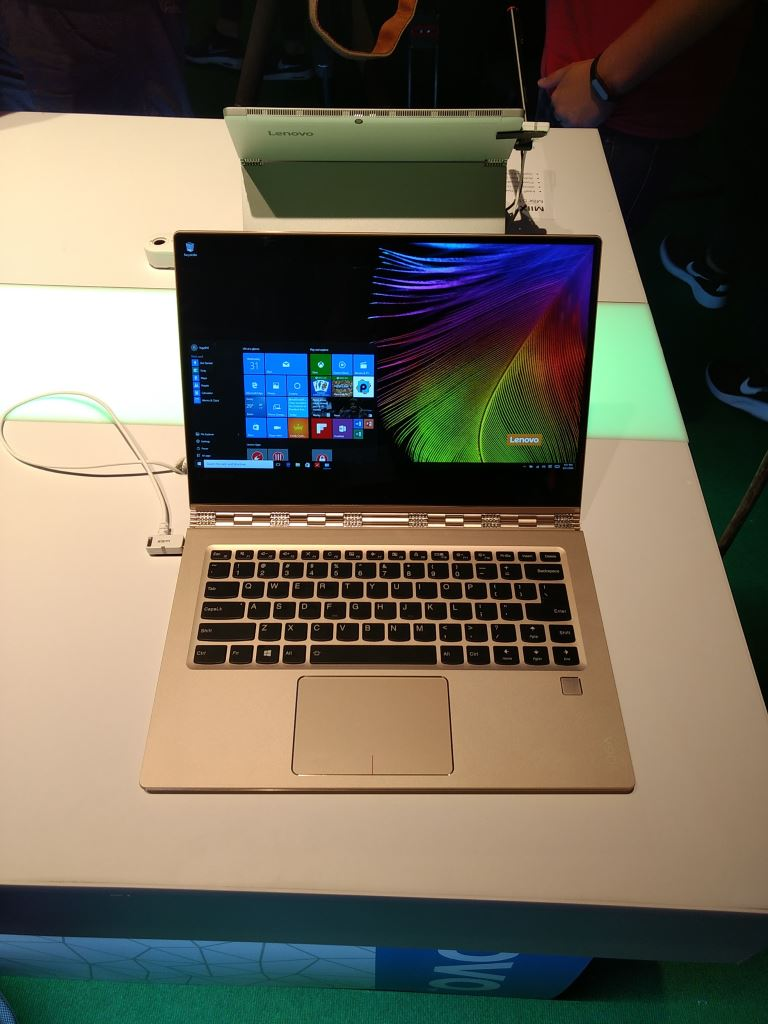 lenovo-yoga-910-sizzle [IFA 2016] Lenovo zeigt Yoga Book, Yoga 910, Yoga Tab 3 Plus & Miix 510 Computer Gadgets Google Android Hardware Tablet Technology Windows