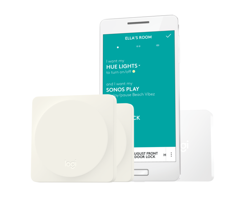 [IFA 2016] Logitech demonstriert Smart Home in einfach: Logitech POP Home Switch 1