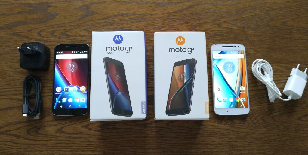 moto-g4-plus-und-moto-g4-lieferumfang Motorola Moto G4 - eine Familie beherrscht die Mittelklasse [Testbericht] Featured Gadgets Google Android Hardware Motorola Reviews Smartphones Technology Testberichte