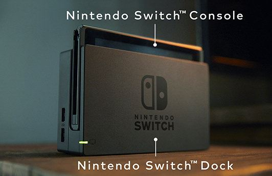 nintendo-switch-dock Nintendo Switch - neue modulare Konsole kommt im März 2017 Entertainment Games Hardware Spielekonsolen Switch YouTube Videos