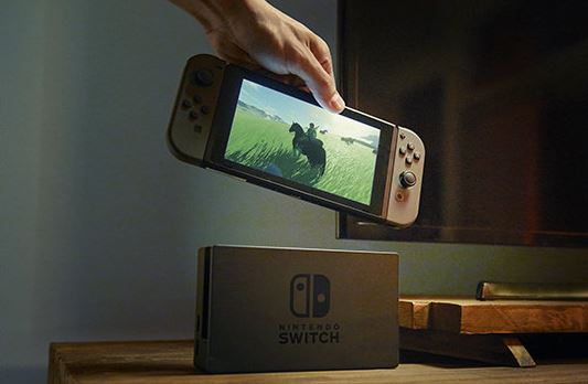 nintendo-switch-dock_2 Nintendo Switch - neue modulare Konsole kommt im März 2017 Entertainment Games Hardware Spielekonsolen Switch YouTube Videos