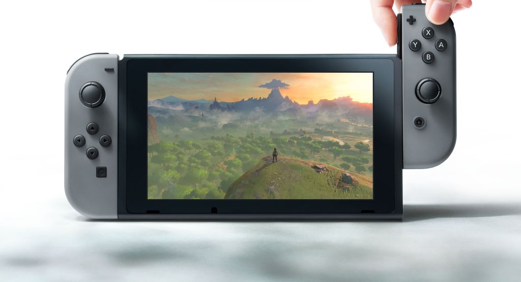 nintendo-switch-joy-con Nintendo Switch - neue modulare Konsole kommt im März 2017 Entertainment Games Hardware Spielekonsolen Switch YouTube Videos