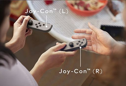 nintendo-switch-joy-con_2 Nintendo Switch - neue modulare Konsole kommt im März 2017 Games Spielekonsolen Switch Unterhaltung YouTube Videos