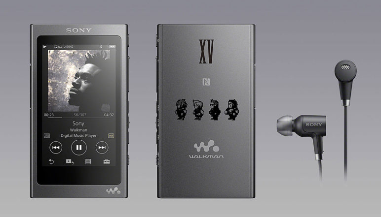 "Sony baut einen Final Fantasy XV ""Walkman"" 1"