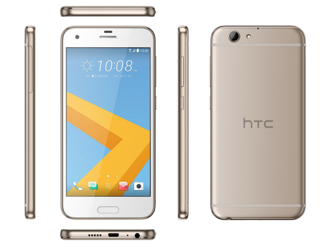 HTC One A9s - Sand Gold