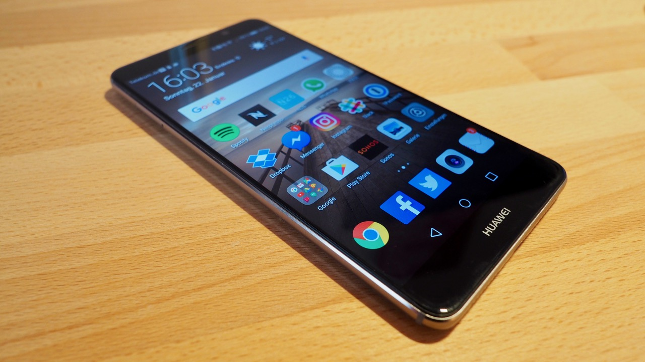 huawei mate 9 im test smartphone f r h chste anspr che stereopoly. Black Bedroom Furniture Sets. Home Design Ideas