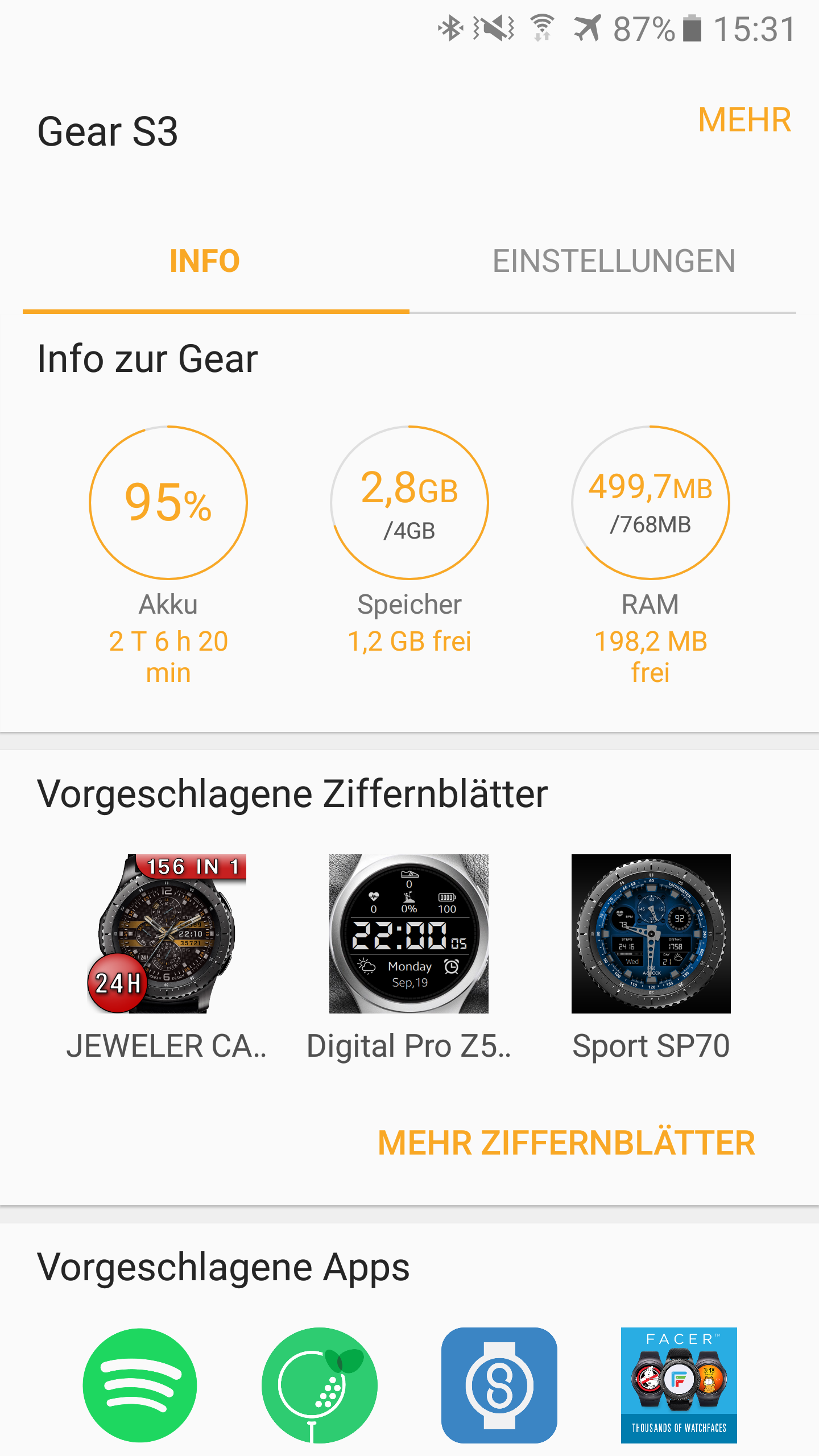 Screenshot_20170116-153148 Samsung Gear S3 frontier - Die Thronfolgerin im Test Gadgets Gefeatured Samsung Smartwatches Technologie Testberichte Tizen Wearables