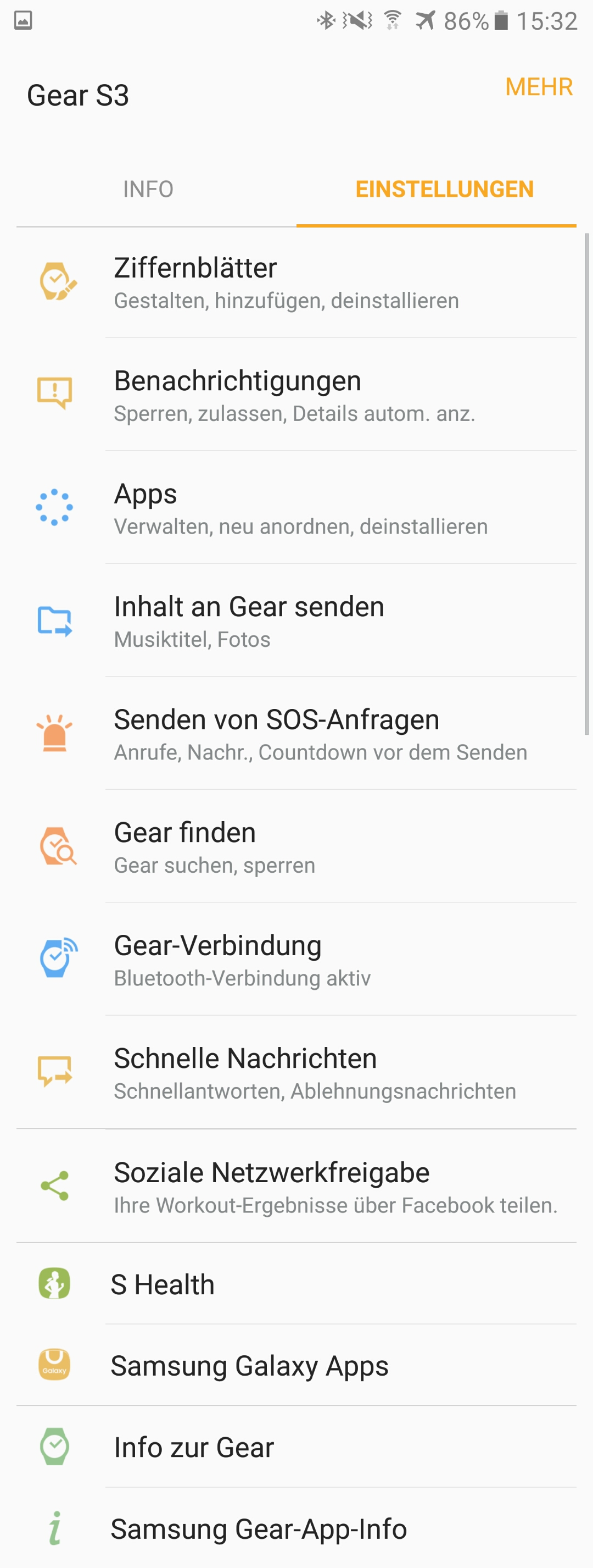 Screenshot_20170116-153245 Samsung Gear S3 frontier - Die Thronfolgerin im Test Gadgets Gefeatured Samsung Smartwatches Technologie Testberichte Tizen Wearables