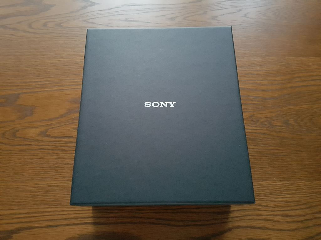Sony MDR-1000X - Packung