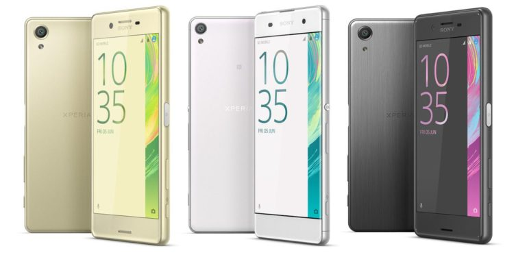 sony-xperia-x-31-772x369 Sony Xperia X erhält Update auf Android 7.1.1 Google Android Smartphones Software Sony Ericsson