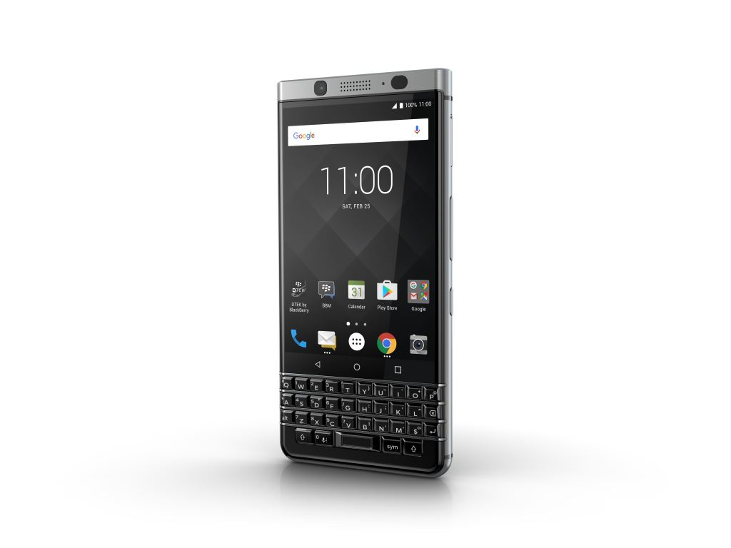 blackberry-keyone-android [MWC 2017] TCL zeigt das Blackberry KEYone Google Android Smartphones