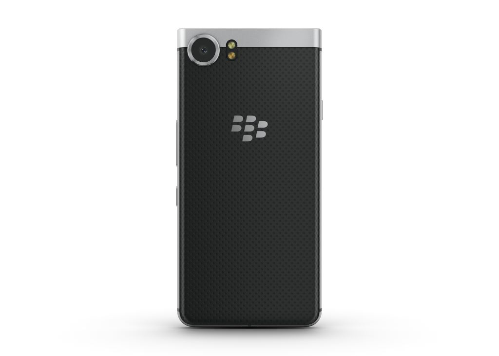 blackberry-keyone-back [MWC 2017] TCL zeigt das Blackberry KEYone Google Android Smartphones
