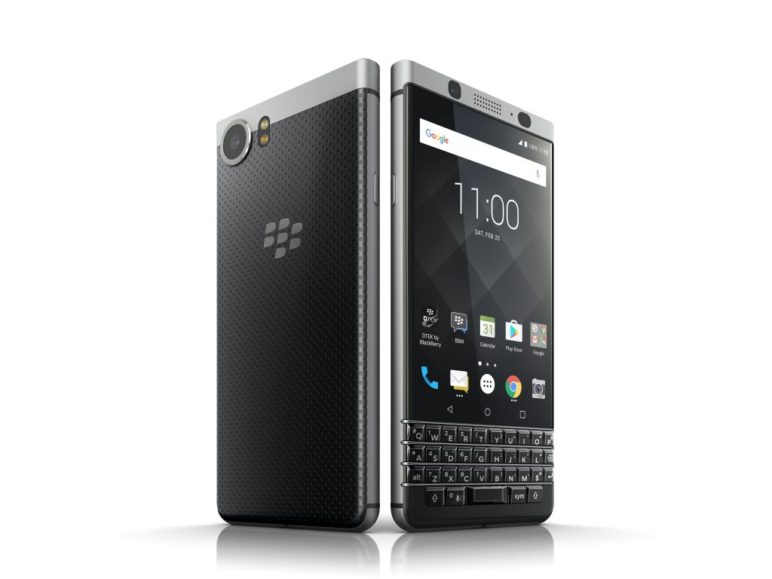 [MWC 2017] TCL zeigt das Blackberry KEYone 3
