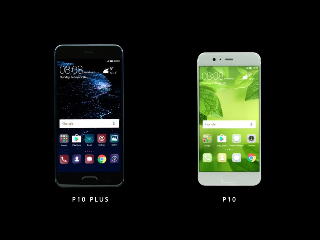 huawei-p-serie-2017 [MWC 2017] Huawei zeigt Huawei P10-Familie Google Android Huawei Smartphones Technologie YouTube Videos
