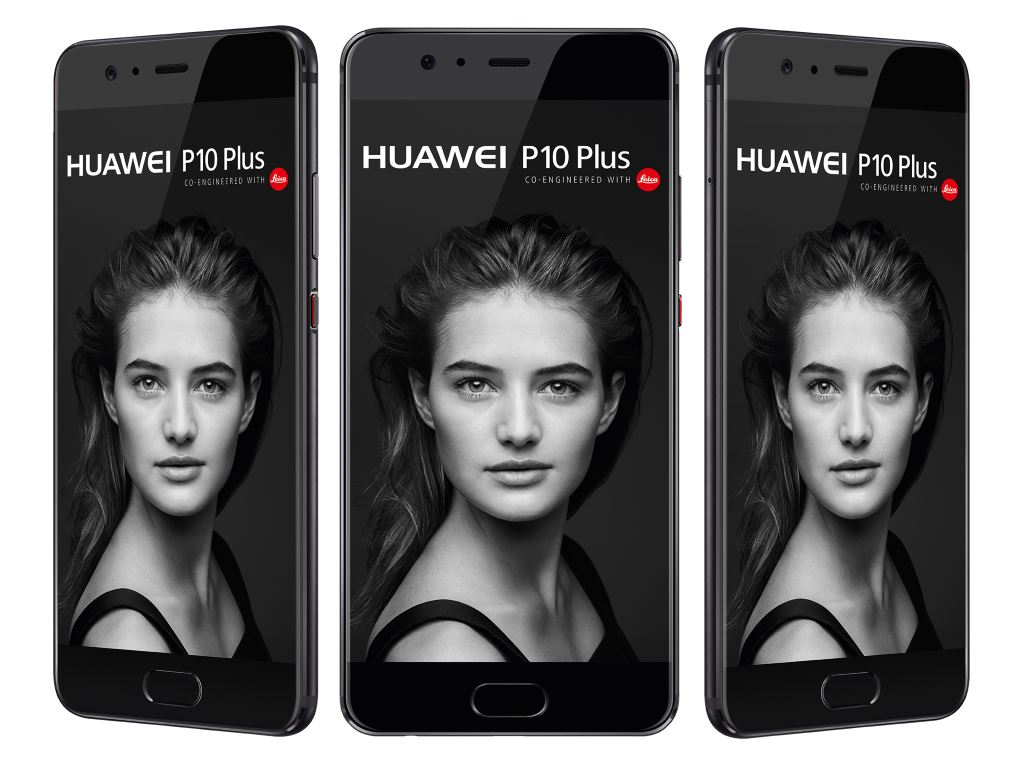 huawei-p10-plus-black [MWC 2017] Huawei zeigt Huawei P10-Familie Google Android Huawei Smartphones Technologie YouTube Videos