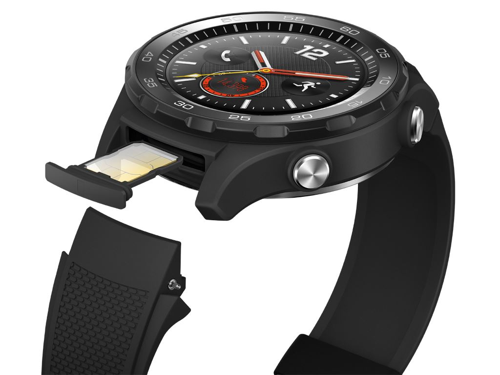 huawei-watch-2-4g-lte [MWC 2017] Die erste Smartwatch mit Android Wear 2.0 ist die Huawei Watch 2 Android Wear Gadgets Hardware Smartwatches Wearables YouTube Videos