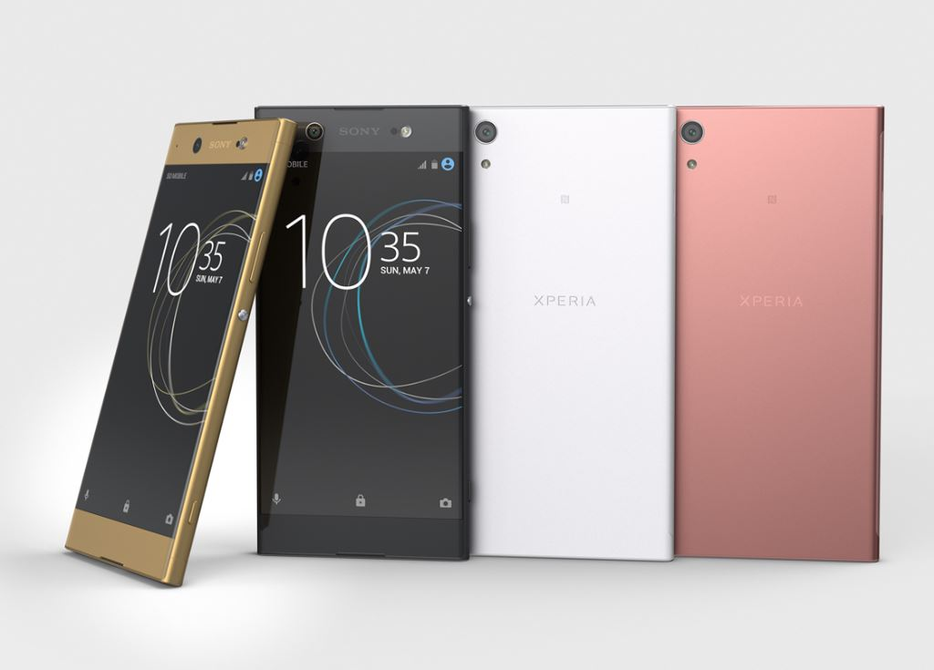 sony-xperia-xa1-ultra [MWC 2017] Sony zeigt vier neue Smartphones - Xperia XZ Premium ist neues Topmodell Gadgets Google Android Hardware Smartphones Sony Ericsson YouTube Videos